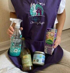 Tiff's Cleaning Angels handy tips article